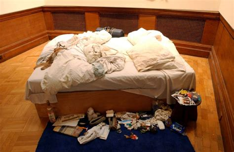 tracey emin bed charles saatchi puts tracey emin s my bed up for sale for