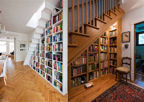 clever  stairs design ideas  maximize interior space