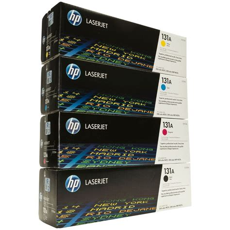 Toner Hp 131a Black Color recarga toner hp color laserjet pro 200 131a 125a 126a
