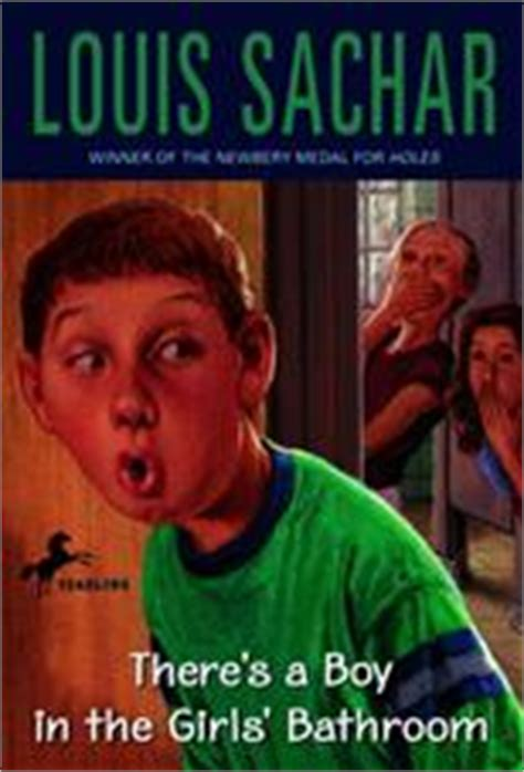 Theres A Boy In The Bathroom there s a boy in the bathroom booksource