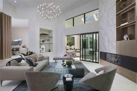 living rooms residential interior design  dkor interiors
