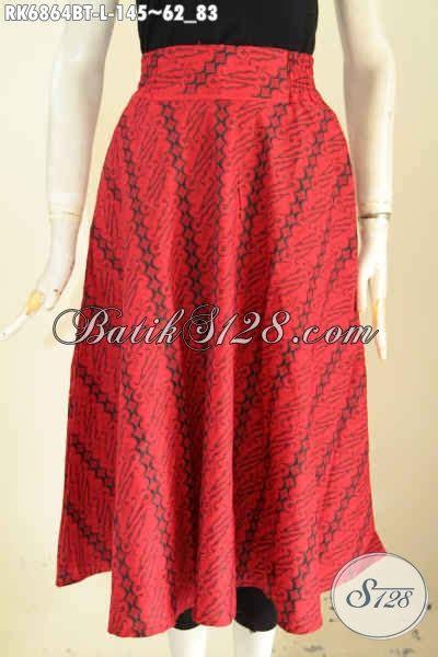 rok batik monokrom motif klasik kombinasi tulis batik