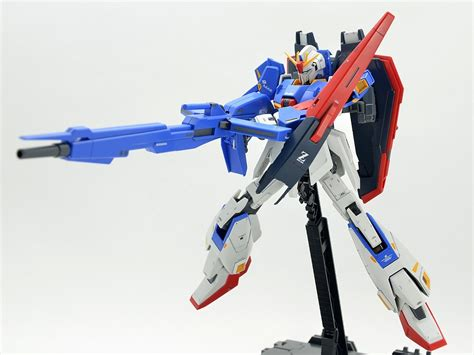 Zeta Gundam Ver20 Z Gundam Mg 1100 gundam mg 1 100 zeta gundam 2 0 painted build