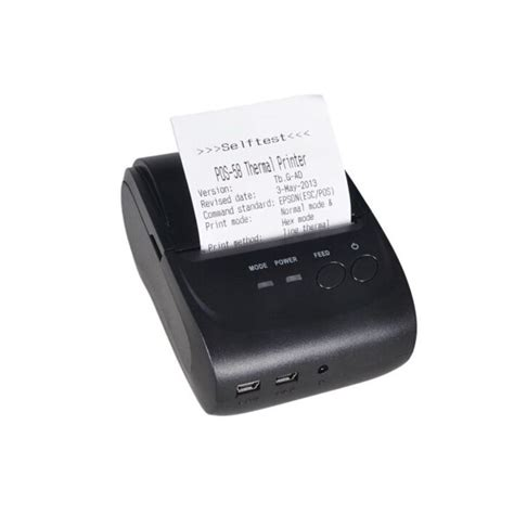 bluetooth mobile printer bluetooth wireless mobile thermal receipt printer for