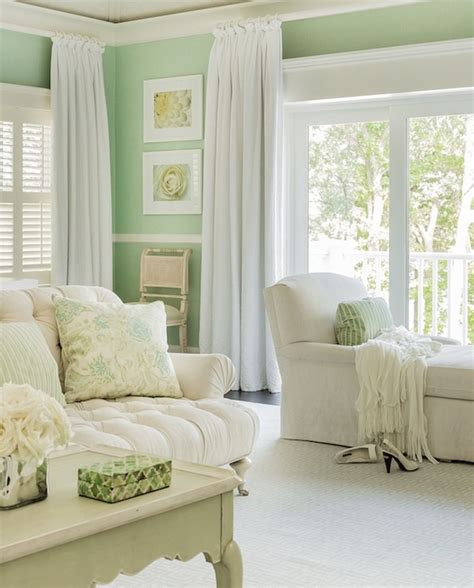 curtain colors for light green walls which colored curtains go with green walls quora