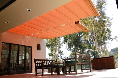 slide awning slide on wire awnings american awning blind co
