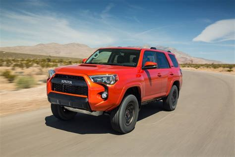 Rugged Suv by Autoreviewers 2016 Toyota 4runner Trd Pro Auto