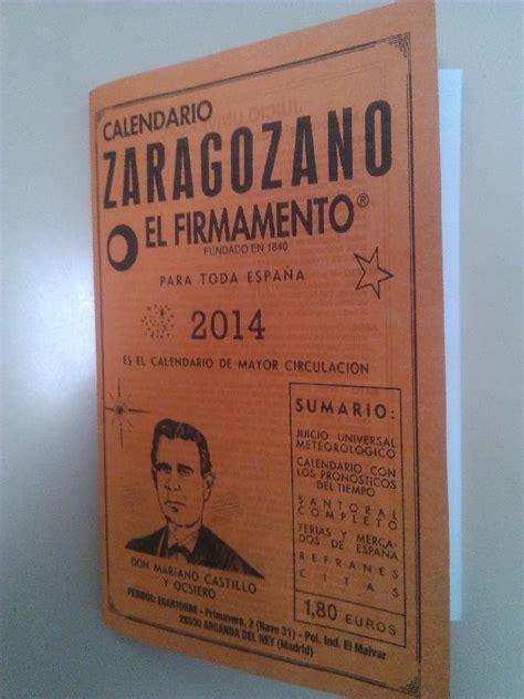 Calendario Zaragozano Calendario Zaragozano Junglekey Es Imagen 100