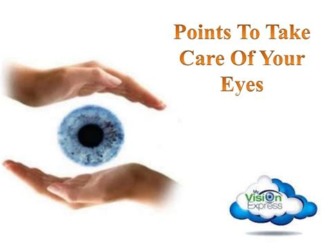 Pdf Take Your Eye points to take care of your