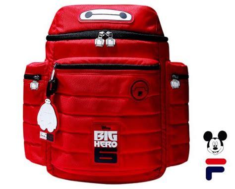 baymax backpack  brilliant baymax big hero  ransel