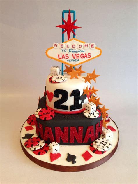 vegas themed birthday cakes uk las vegas themed cake by fantasticake awesome cakes