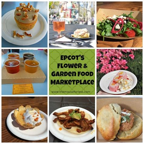 epcot flower and garden festival food 2018 epcot flower and garden festival walt disney world
