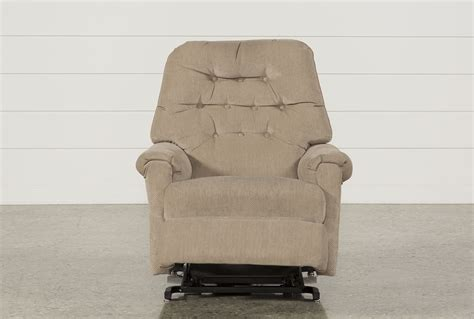 living spaces recliners amelia power lift recliner living spaces