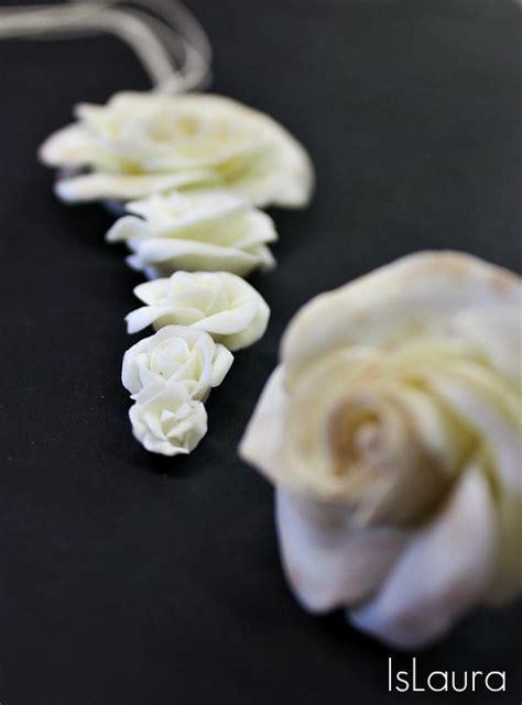 fiori in pasta di mais orecchini in pasta di mais mamma felice