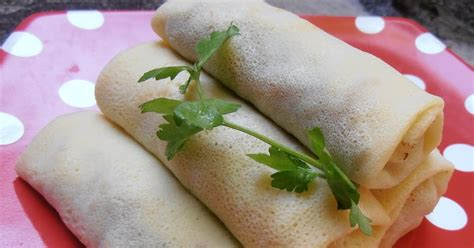 Teflon Untuk Kulit Lumpia diah didi s kitchen lumpia basah isi sayuran