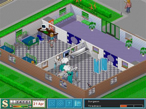 download theme hospital pc game theme hospital game free download full version for pc