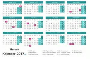 Kalender 2018 Zum Ausdrucken Ferien Hessen Kalender 2017 Zum Ausdrucken Kostenlos