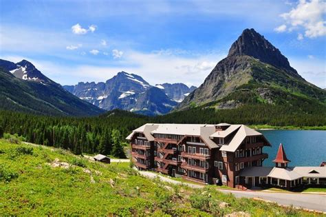 Cabins Glacier National Park by 25 Best Ideas About Many Glacier Hotel On