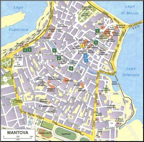 mappa volta mantovana mantova mappa citt 224 mantova italia mantova