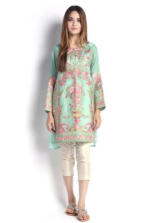 Sana Safinaz Summer Ready To wear Collection 2018   BestStylo.com