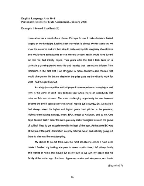 how to write a personal response paper creative writing story starters how to write a management
