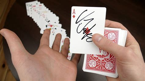 tutorial carding for newbie quot number 25 quot card trick tutorial beginner youtube