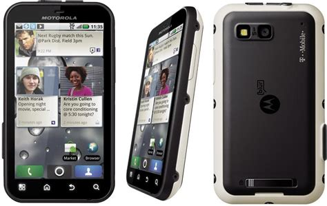 Hp Outdoor Motorola Defy top 5 android phones for rugged outdoor and use
