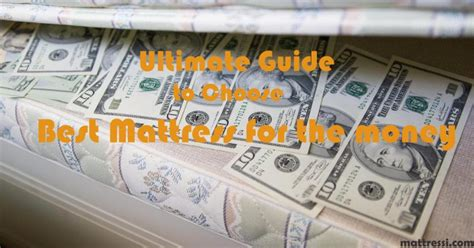 best futon for the money find your best mattress for the money the ultimate guide