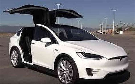 tesla model x 2016 brand new it s been built and is