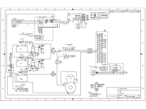 boat dc wiring diagram boat wiring diagram