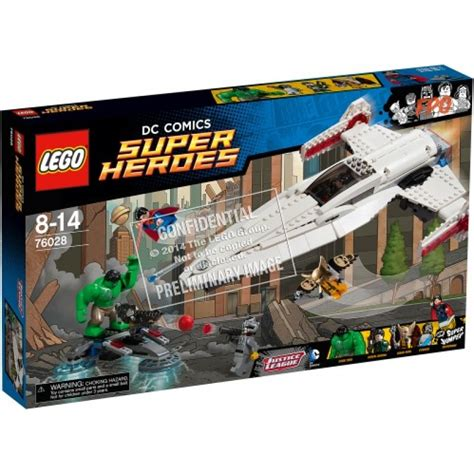 dc super heroes lego sets summer 2015 lego dc super heroes 76028 kollectobil