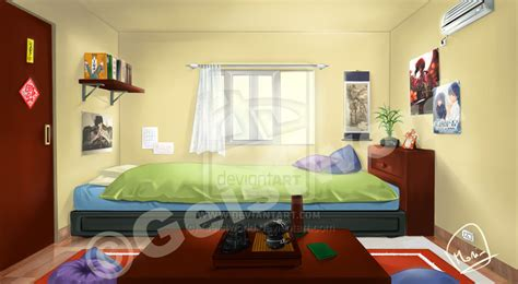 Anime Bedrooms by Anime Bedrooms Www Imgkid The Image Kid Has It