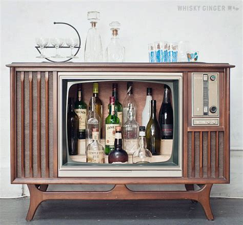 Stylishly Swank In Cyberspace The Bar by 8 Diy Inspirations From Tv To A Bar Wastehunter