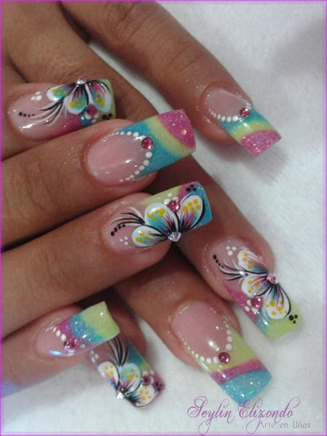 imagenes de uñas decoradas alto relieve 7 best galer 237 a quot wild orchid quot images on pinterest