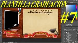 editar fotos para graduacion plantilla psd graduaci 243 n pizarra moderno con medalla para