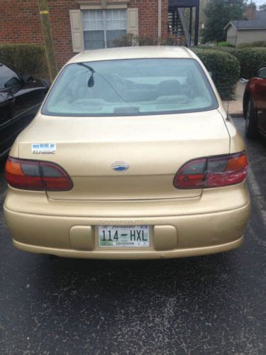 2005 chevy classic malibu find used 2005 chevy classic malibu in tennessee