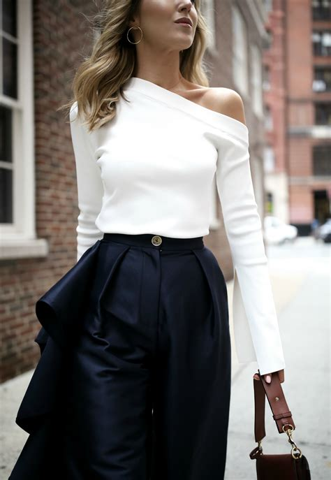 20015 White Navy Style trend memo 5 all things asymmetrical memorandum bloglovin