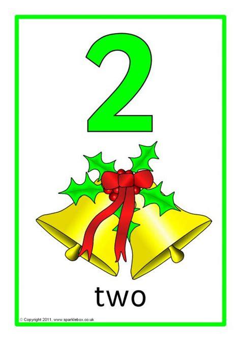 printable numbers 1 20 christmas christmas number and word posters 1 20 sb6373 sparklebox