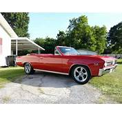 Buy Used 1967 Chevrolet Chevelle Malibu Convertible SS