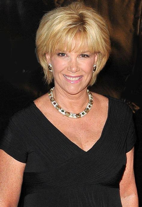 how to get joan lunden hairstyle former gma anchor joan lunden reveals she has breast