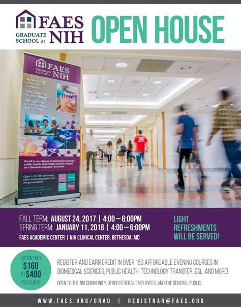 Linkedin Mba Open House 2017 by Graduate School Open House 2018