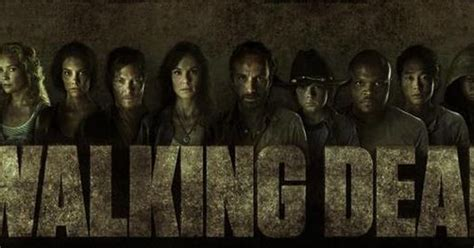 Poster Serial Tv The Walking Dead Cast 40x60cm walking dead cast photos season 4 the walking dead poster gallery4 tv series posters and
