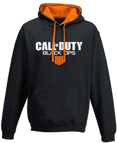 Hoodie Call Of Duty Black Ops call of duty black ops 4 contrast hoodie design 1