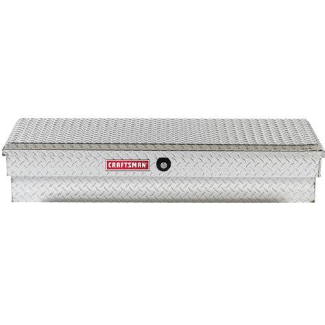 craftsman 48 wide aluminum innerside box with push gearlock
