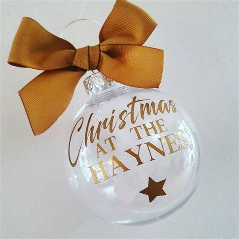 baubles with names the 25 best personalised baubles ideas on