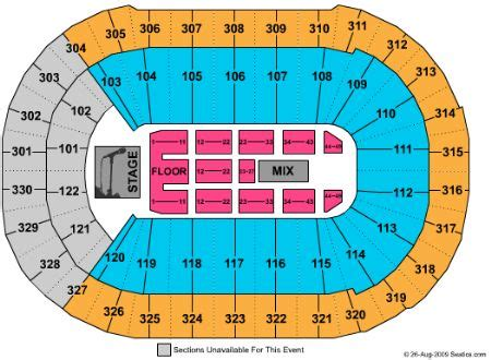 rogers arena floor seating plan rogers arena tickets and rogers arena seating chart buy