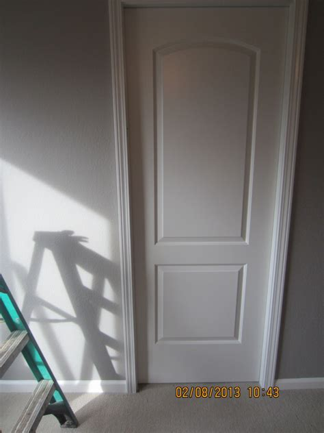Mdf Interior Door Mdf Interior Doors Really Carpentry Contractor Talk