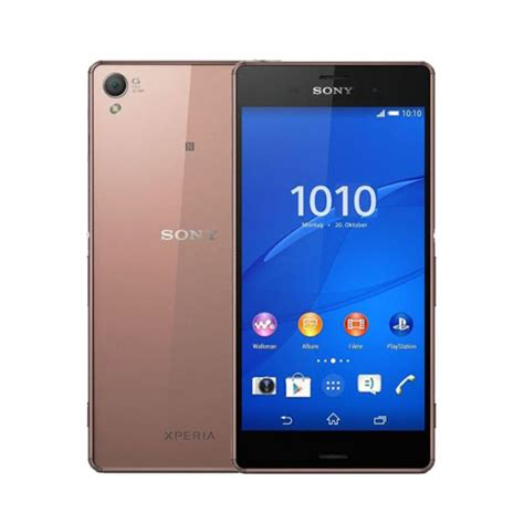 best price xperia z3 sony xperia z3 dual sim copper price in pakistan buy