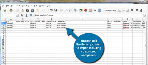 magento import template magento csv template manage category import product