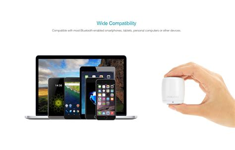 Bluetooth Speaker Rechargeable dodocool.com